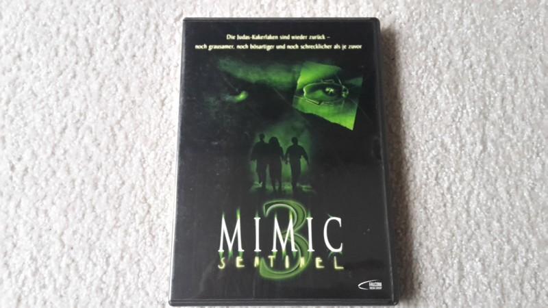 Mimic 3-Sentinel uncut DVD