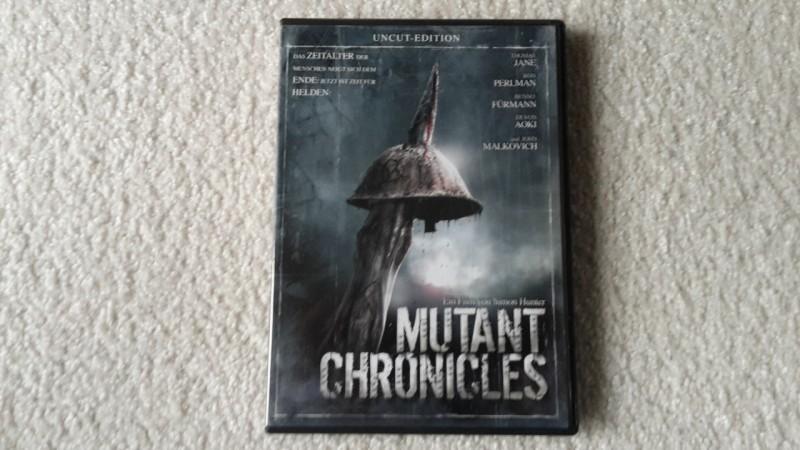 Mutant chronicles uncut DVD