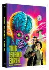 This Island Earth Metaluna 4 - DVD+Blu-ray+CD Mediabook NEU