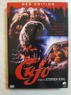 Cujo -  Red Edition Reloaded (DVD) kleine Hartbox