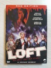 LOFT -  Red Edition Reloaded (DVD)  Kleine Hartbox