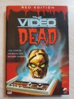 The Video Dead -  Red Edition Reloaded (DVD) Kleine Hartbox
