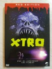 XTRO -  Red Edition Reloaded (DVD) Kleine Hartbox