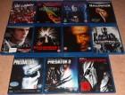 Blu-Ray Sammlung, 11 Filme, uncut, Horror, Action