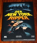 New York Ripper - Mediabook Cover A - XT - Limitiert wie Neu
