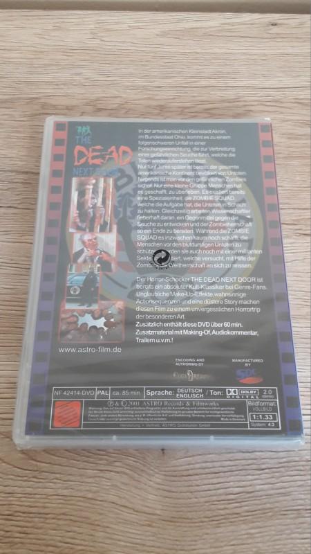 THE DEAD NEXT DOOR Uncut ASTRO Kult Klassiker OVP