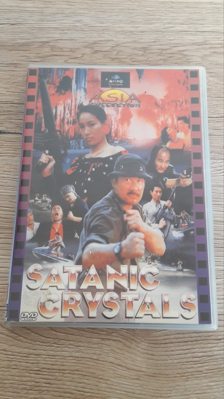 SATANIC CRYSTALS Asia Collection ASTRO Kult Klassiker UNCUT