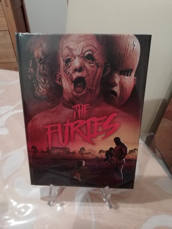 The furies Mediabook Ovp.