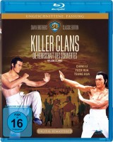 KILLER CLANS - (Shaw Brothers) - uncut - [BD]*OVP*