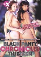 black panty chronicles        digital x