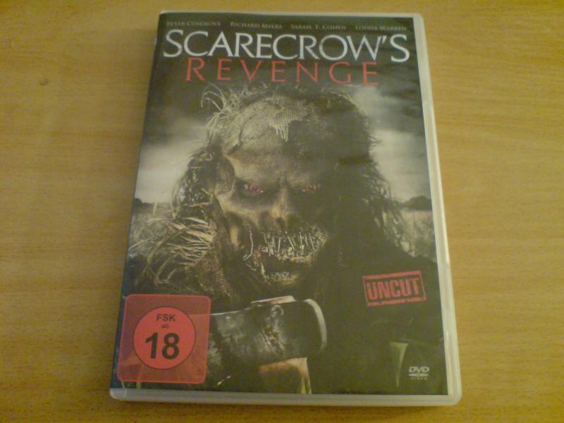 SCARECROW'S  Revenge  SCARECROWS