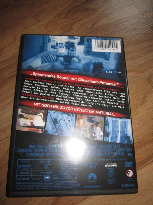 Paranormal Activity 2 - Extended Cut