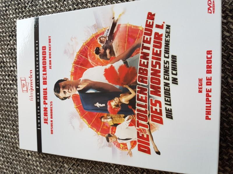 Filmjuwelen:  Die tollen Abenteuer des Monsieur L