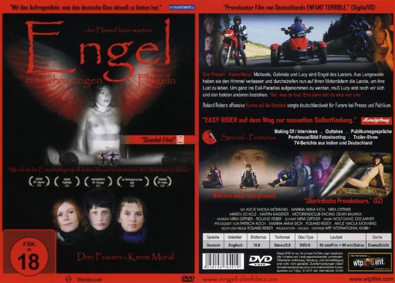 Engel mit schmutzigen Flügeln (DVD)