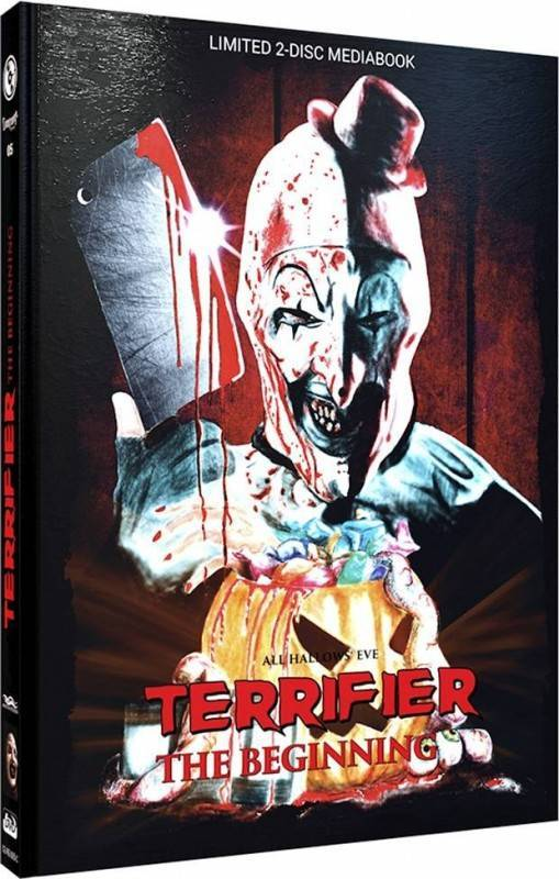 All Hallows Eve - Terrifier - The Beginning * Mediabook C