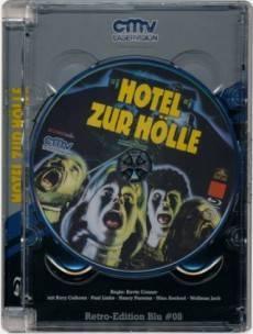 Hotel zur Hölle - uncut CMV GLASBOX NEU OVP