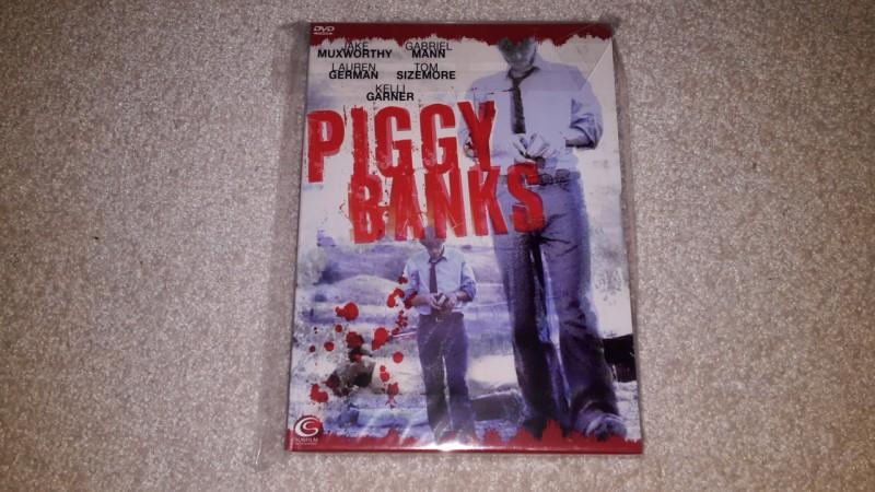 Piggy banks uncut DVD Tom Sizemore
