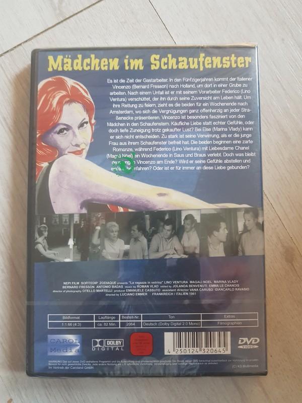 Mädchen im Schaufenster (DVD)  NEU&OVP