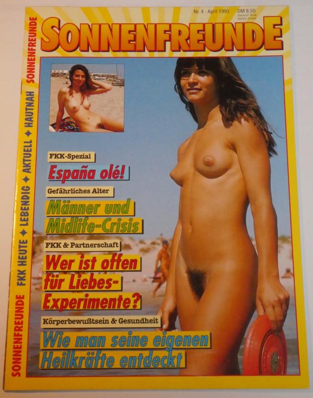Sonnenfreunde April 1993
