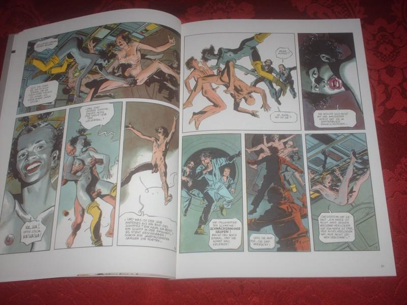 Die Überlebende 1-4 ! Comic sehr gut !
