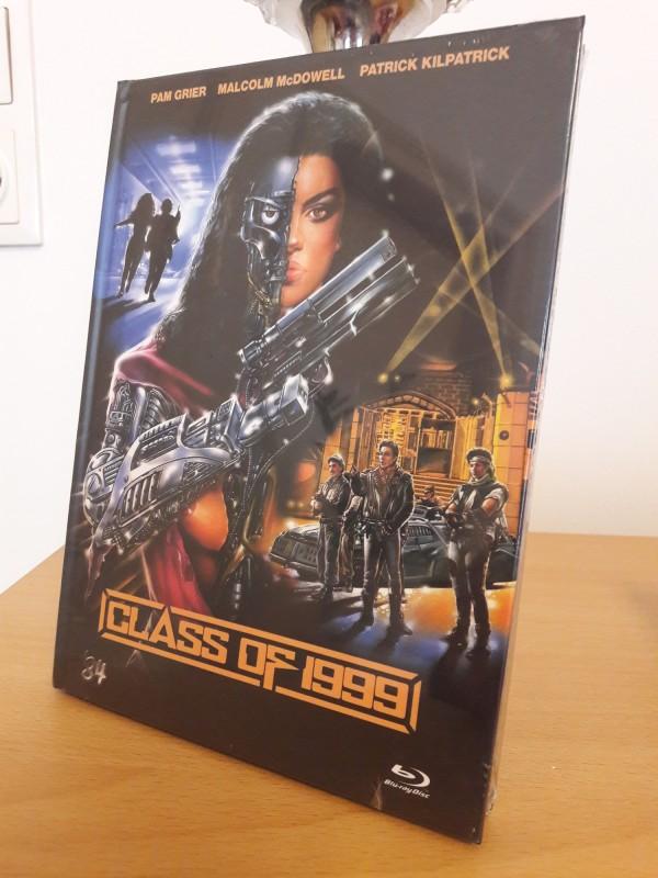 Class of 1999 - 84 - Mediabook - OVP