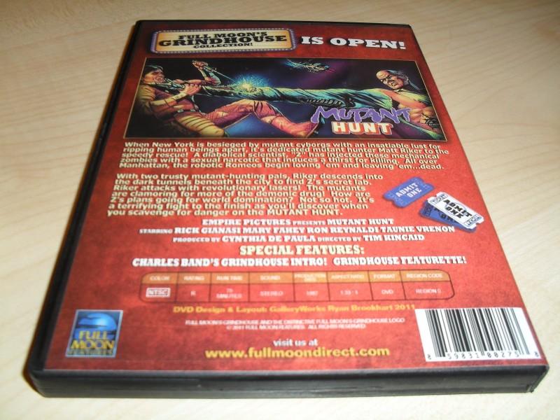 Mutant Hunt / Grindhouse Full Moon DVD RAR