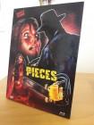 Pieces - X-Rated - Mediabook