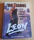 Leon  - Mediabook  - Van Damme - blu - ray