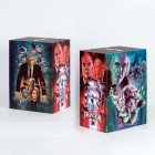 Leerbox PHANTASM - Limited Sammlerbox für 5 Mediabooks *NEU*