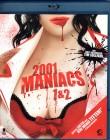 2001 MANIACS 1&2 2x Blu-ray Horror Splatter Trash Englund