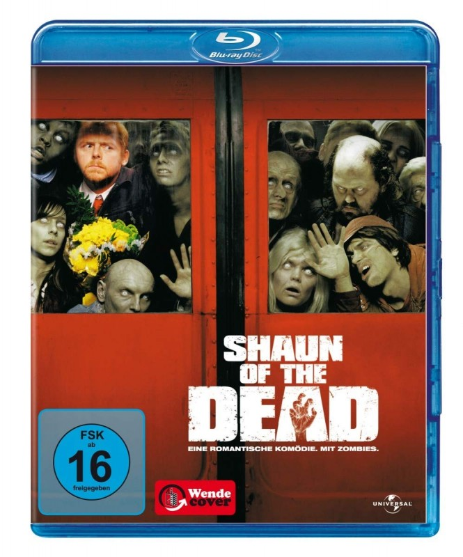 Shaun of the Dead - Blu-ray Disc