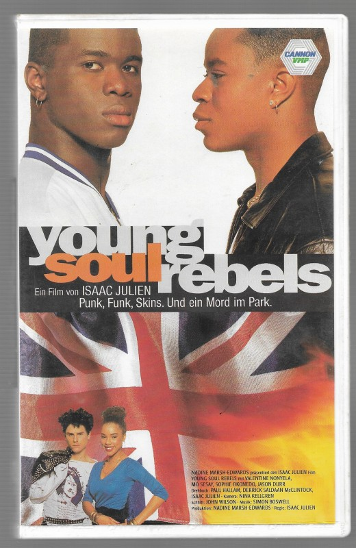 Young Soul Rebels VHS PAL Cannon/VMP (#2)