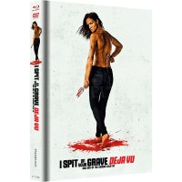 I Spit on your Grave Deja Vu - Cover A - Blu Ray Mediabook