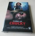 Curse of Chucky - Bluray - Grosse Hartbox - OVP - Lim. 366