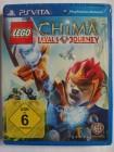 LEGO Legends of Chima: Lavals Journey - Abenteuer, 15 Level