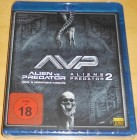 Alien vs. Predator &  Aliens vs. Predator 2 Blu-ray Neu OVP