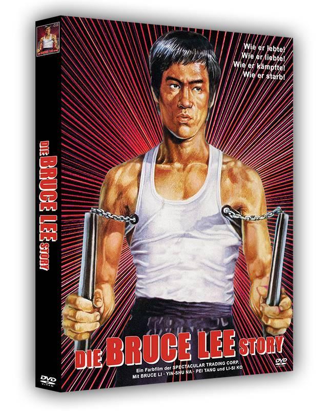 Bruce Lee - Die Bruce Lee Story (Mediabook) NEU ab 1€