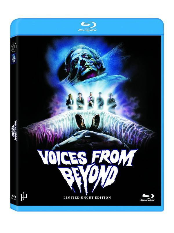 VOICES FROM BEYOND - Ltd. Uncut Edition [Blu-ray] *NEU OVP*