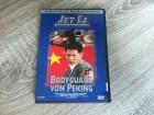 Bodyguard von Peking (Jet Li) - deutsche UNCUT DVD - SELTEN