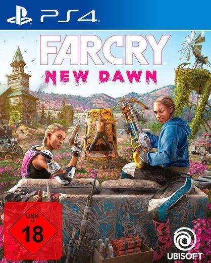 Far Cry - New Dawn ( PS4 ) ( OVP )