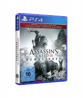 Assassins Creed III - Remastered ( PS4 ) ( OVP )