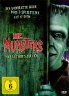 DIE MUNSTERS - DIE KOMPLETTE SERIE + 3 SPIELFILME - 17 DVDs
