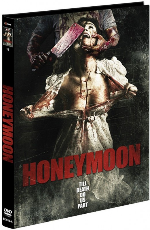 Honeymoon (Mediabook A) NEU ab 1€