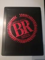 Battle Royale Blu Ray Steelbook Uncut