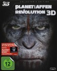 Planet der Affen - Revolution 3D ( Blu-ray 3D ) ( OVP )