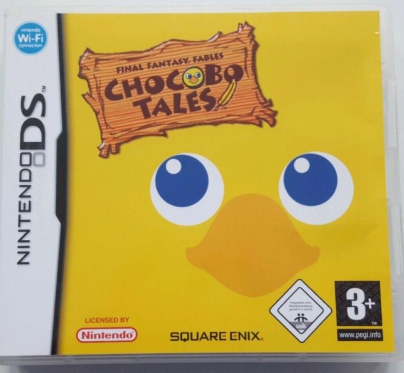 CHOCOBO TALES - Final Fantasy - Nintendo DS