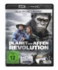 Planet der Affen -Revolution ( 4K Ultra HD + Blu-ray) (OVP)