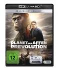 Planet der Affen Prevolution ( 4K Ultra HD + Blu-ray) (OVP)