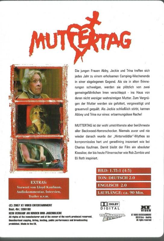 MUTTERTAG - Ultrasteelbook von XT