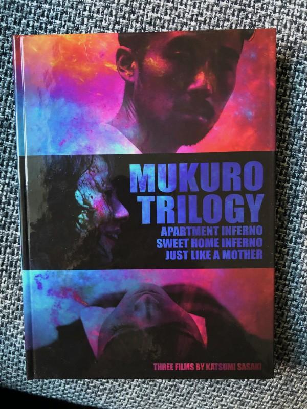 Mukuro Trilogy Mediabook Cover B